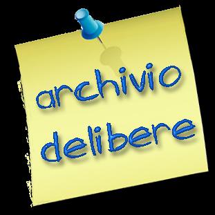 Logo archivio delibere